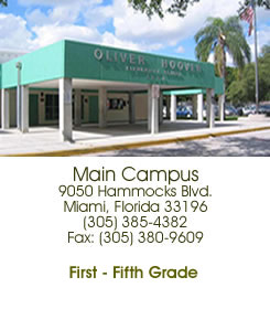 Main Campus - 9050 Hammocks Blvd.